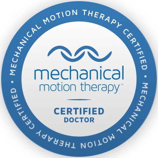 Mechanical Motion Therapy Logo